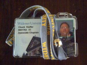 Widener ID tag